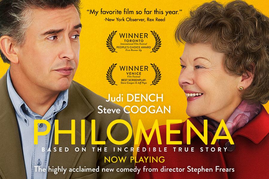 Philomena: onze premièrefilm