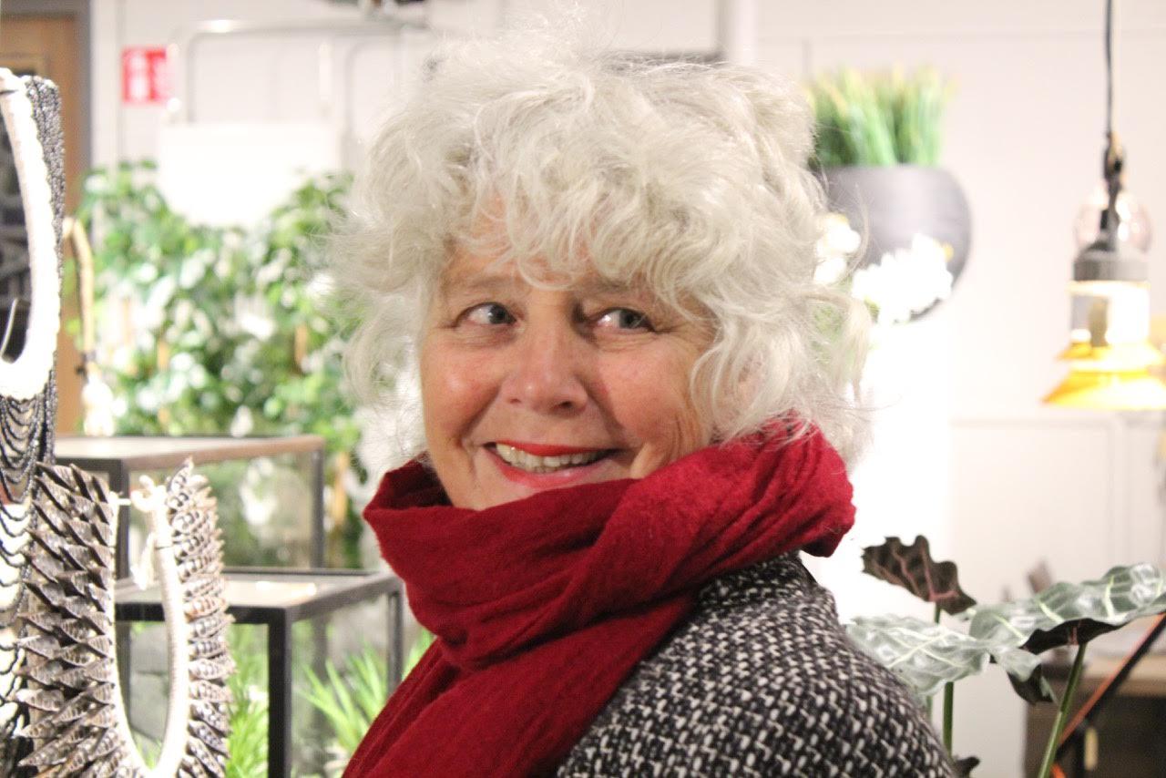 Olga sjaal