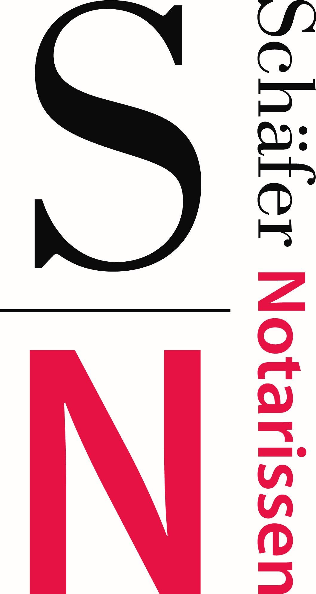 logo schafer notarissen